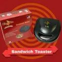 Sandwich Toaster Chef Pro Black, Power: 800 W