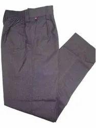 Terry Cot Boys Gray School Trouser
