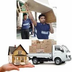 House Shifting Home Relocation Services, in Boxes