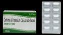 Cefixime 200 Mg+ Clavulanic Acid 125 Mg Tab ( Jetcef CV 325)