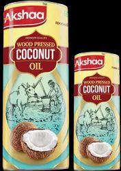 ORGANIC Tin Wood Pressed Coconut Oil