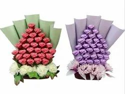 Pot Chocolate Bouquet 30, For Gift