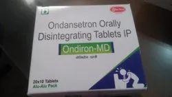 Ondansetron Orally Disintegrating Tablet 4 mg
