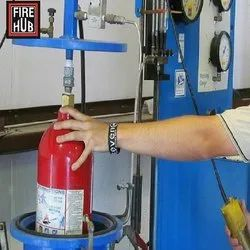 Refilling Fire Extinguishers