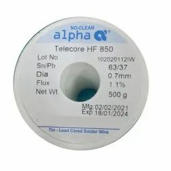 Alpha Tin Lead Cored Solder Wire