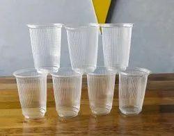 Plastic Glasses 210 ml - thin RBD