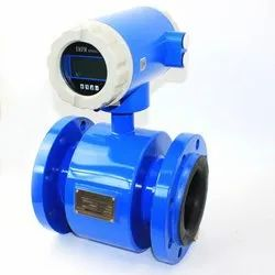 Flow Meter With Telemetry System