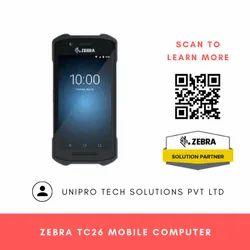 Zebra TC26 Handheld Touch Mobile Computer