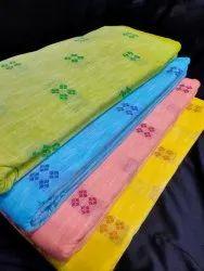 For Garment Mangalagiri Cotton Fabric double dabi