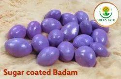 Purple Sugar Coated Badam Choco Dry Fruit & Chocolate