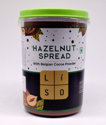 Liso Chocolate Hazelnut Spread