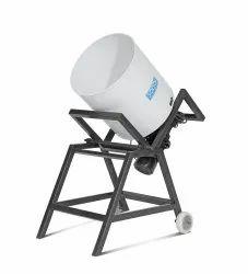 Aquaculture feed mixer