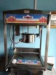 SS Model Popcorn Making Machine
