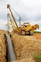 Modular Gas Pipeline Construction, in Pan India