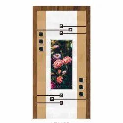 Rectangular Plywood Membrane Door