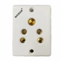 6a 5 Pin Socket PC Boxer