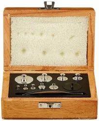 Calibration Of Standard Weight Box Under NABL