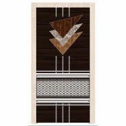 30 mm Wooden Laminated Door