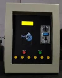 Single Tap Card & Coin Water ATM Machine with GSM