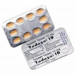 Tadaga 10 Mg ( Tadalafil  )