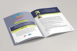 Corporate Brochure Printing, Location: Pune And Near Pune