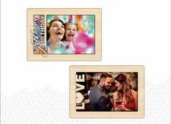 Antique Wooden Photo Frame, For Gift