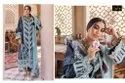 Unstiched Pure Cotton Printed Pakistani Embroidered Ladies Salwar Kameez Suits