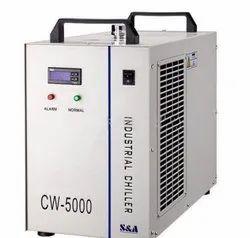Industrial Water Chiller For Laser Machine