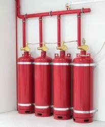 Novec 1230 Fire Suppression System, Capacity: Various