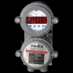 Flameproof Process Indicator  NEX307, T/C, RTD Input