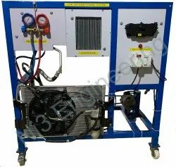 Car Air Conditioning System Working Model