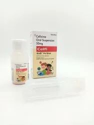 Celfi Dry Syrup, Packaging Size: 15g, 50 Mg