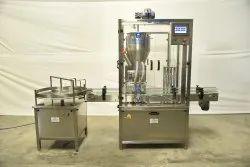 Automatic Cream Filling Machine