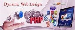 PHP/JavaScript Static Dynamic Website Development, With 24*7 Support