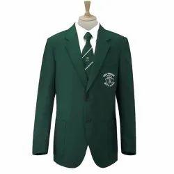Winter Polyester College uniform Coats blazer, Size: Large