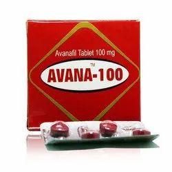 Avana 100 Mg tablet ( Avanafil )