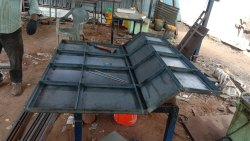 Concrete Crash Barrier Mould Shuttering