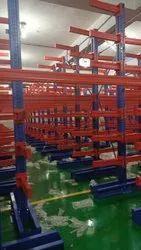 Cantilever Storage Rack System