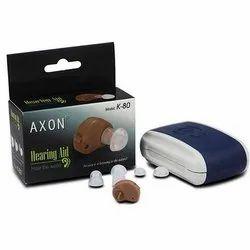 Axon K80 Hearing Aid