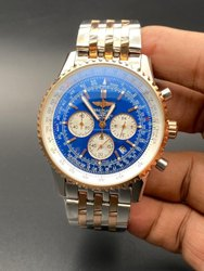 Round Breitling Hand Watch, For Personal Use