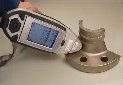 Cast Iron Positive Material Identification Service