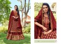 Rangoon Kathak Cotton Print With Khatli Work Readymade Suit Catalog