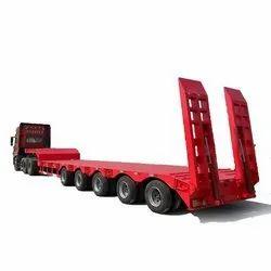 Low Bed Trailer Transport Service