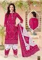 Patidar Mills Bandhani Special Vol 27 Cotton Printed Dress Material Catalog
