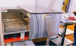Commercial Conveyor Gas Pizza Oven