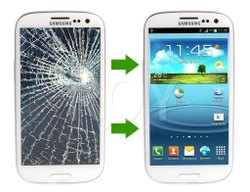 Mobile Touch Screen Repair