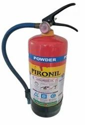 Fironil 4 Kg Dry Powder Fire Extinguisher, For Industrial,Office