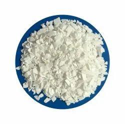 White Calcium Chloride Flake