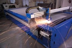 CNC Plasma Cutting Machine