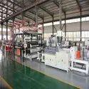 SPC Floor Production Line